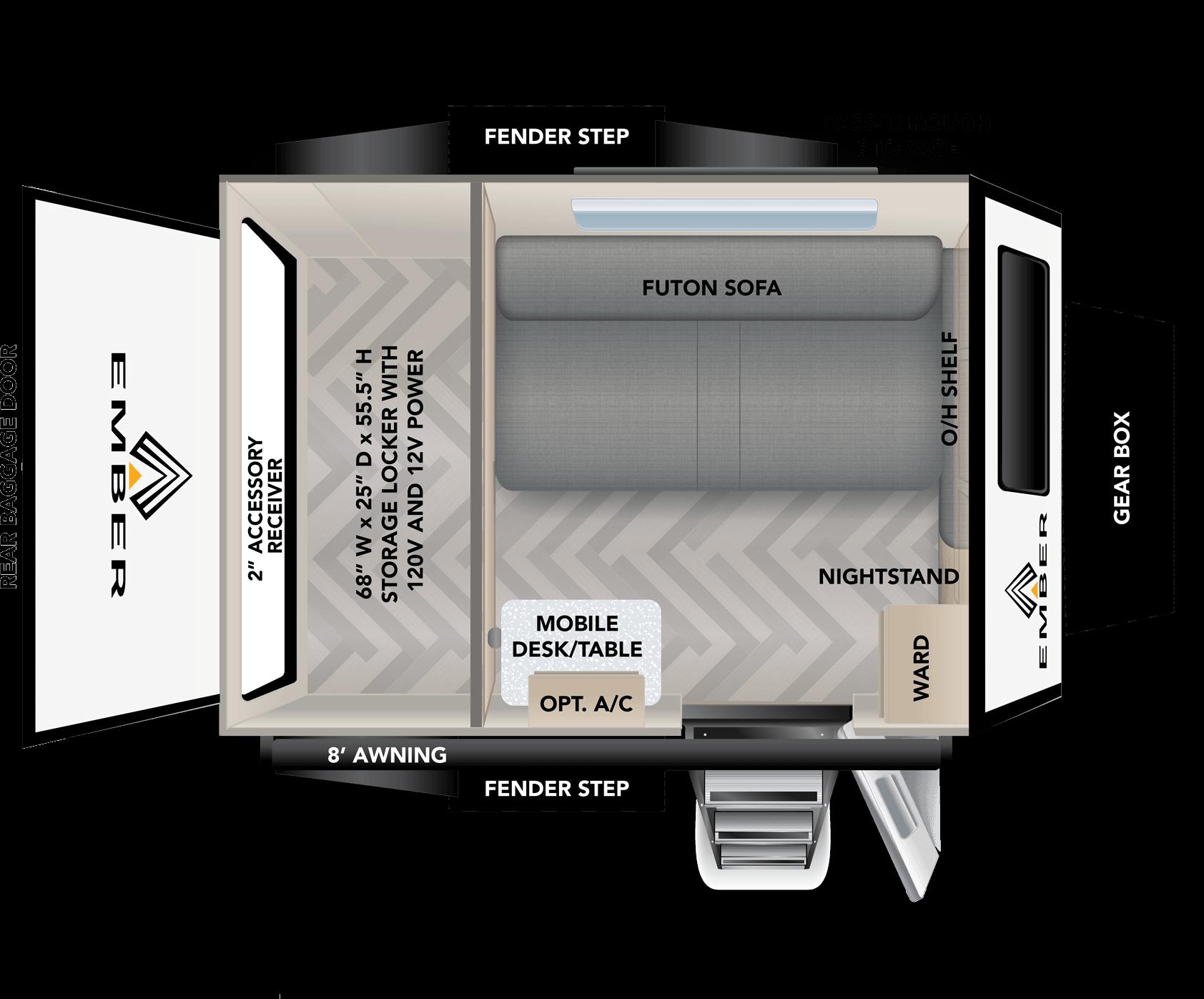 Floorplan image for ROL